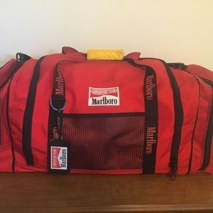 Marlboro Adventure Team Large Duffel Bag